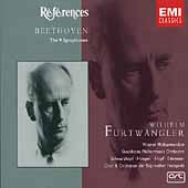 Beethoven: Symphonies no 1-9 / Furtw&#228;ngler, Hopf, et al