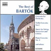The Best of Bartok