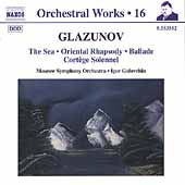 Glazunov Orchestral Works Vol 16 - The Sea, Ballade, etc