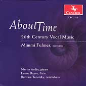 20th Century American Vocal Music / Fulmer, Amlin