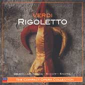 The Compact Opera Collection - Verdi: Rigoletto / Sinopoli