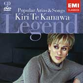 Legend - Popular Songs & Arias / Kiri Te Kanawa
