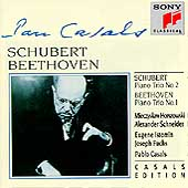 Casals Edition - Schubert, Beethoven: Piano Trios