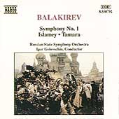 Balakirev: Symphony no 1, Islamey, Tamara / Golovschin