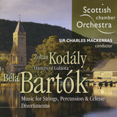 Kod&#225;ly, Bart&#243;k / Mackerras, Scottish Chamber Orchestra