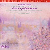 Hyperion French Song Edition - Fauré: Complete Songs Vol 4
