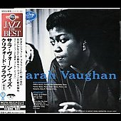 Clifford Brown (Jazz)/Sarah Vaughan: Sarah Vaughan with Clifford Brown