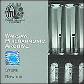 Warsaw Philharmonic Archive - Beethoven / Rowicki, Stern