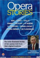 Opera Stories: An In-depth look at ten of the world's best loved opera stories [DVD]