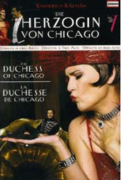 Kalman: The Duchess of Chicago / Tomaschek, Matic, Montazeri [DVD]