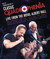 Pete Townshend, Alfie Boe, Billy Idol, Phil Daniels, Royal Philharmonic Orchestra, Robert Ziegler / Pete Townshend's Classic Quadrophenia [Blu-Ray]