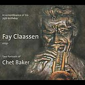 Fay Claassen: Two Portraits of Chet Baker