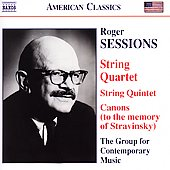 American Classics - Sessions: Quartet, etc