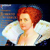 Donizetti: Roberto Devereux / Gruberova, Ziegler, Bernardini, Kim. Friedrich Haider - Strasbourg PO