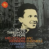 On the Threshold of Hope - Mieczyslaw Weinberg