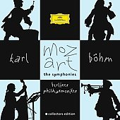 Collectors Edition - Mozart: The Symphonies / Karl Böhm, Berlin Phliharmonic