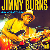 Jimmy Burns (guitarist): Live at B.L.U.E.S.