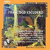 The Basque Music Collection Vol 5 - Francisco Escudero