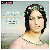 Stabat Mater - Sances, Ziani & Schmelzer / Mena, et al