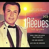Jim Reeves: The Legend [Box]