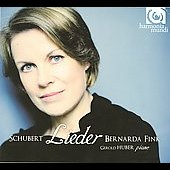 Schubert: Lieder / Bernarda Fink, Gerold Huber