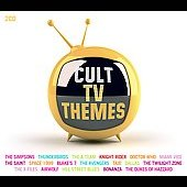 Various Artists: Cult TV Themes [Metro]