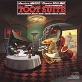 Bolling: Toot Suite / André, Bolling, Pederson, Humair