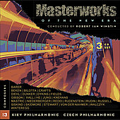 Masterworks of the New Era Vol 13 / Robert Ian Winstin, et al