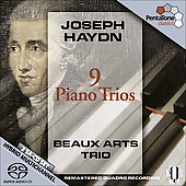 Haydn: Piano Trios / Beaux Arts Trio