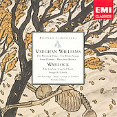 Vaughan Williams: On Wenlock / Ian Partridge