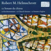 Helmschrott: 12 Sonate da chiesa