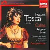 Tosca (E) - Callas, Bergonzi, Pretre