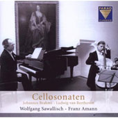 Brahms, Beethoven: Cellosonaten