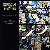 The Swingle Singers: The Joy of Singing