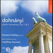 Dohnanyi: Piano Concertos No 1 & 2