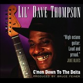 Dave Thompson: C'mon Down to the Delta [Digipak]