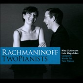 Rachmaninoff: Complete Works For Two Pianos