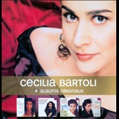 4 CD Originals: Cecilai Bartoli