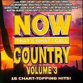 Various Artists: Now That's What I Call Country, Vol. 3