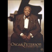 Oscar Peterson: A Night in Vienna [DVD]