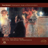 Schubert: Trout Quintet; Adagio and Rondo concertante / Demus, Irnberger