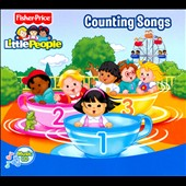 Various Artists: Little People: Counting Songs [Digipak]