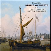 Haydn: String Quartets Op. 20 / London Haydn Quartet