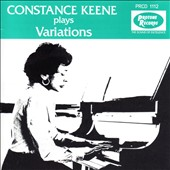 Constance Keene Plays Variations
