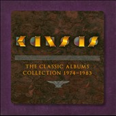 Kansas: The Classic Albums Collection 1974-1983 [Box] *