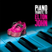 Various Artists: Piano Tribute to Elton John