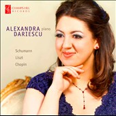 Pianist Alexandra Dariescu plays Schumann: 
