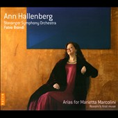 Arias for Marietta Marcolini, Rossini's first muse / Ann Hallenberg, mezzo-soprano; Fabio Biondi