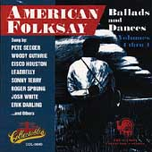 Various Artists: American Folksay: Ballads and Dances, Vols. 1-4