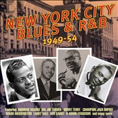 Various Artists: New York City Blues and R&B 1949-1954